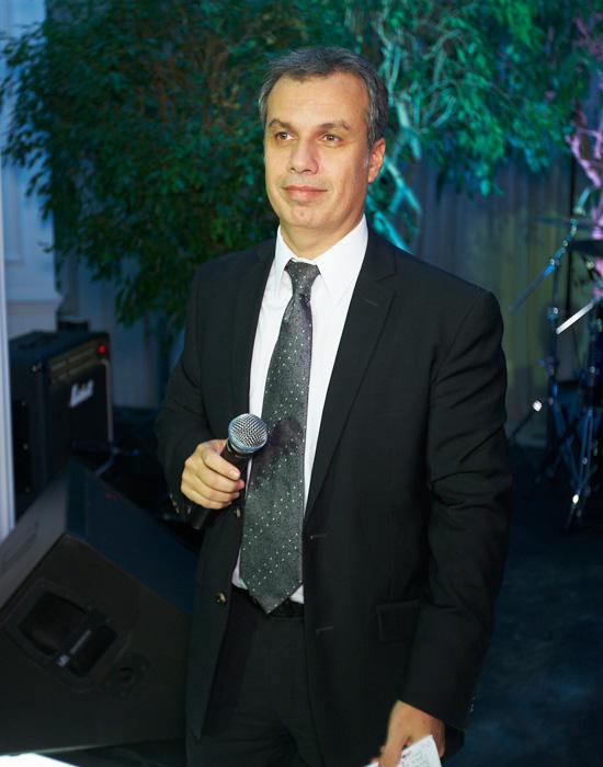 CEO MoledLabs Серж Симон