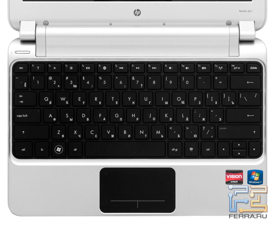 Клавиатура HP Pavilion dm1-3100er