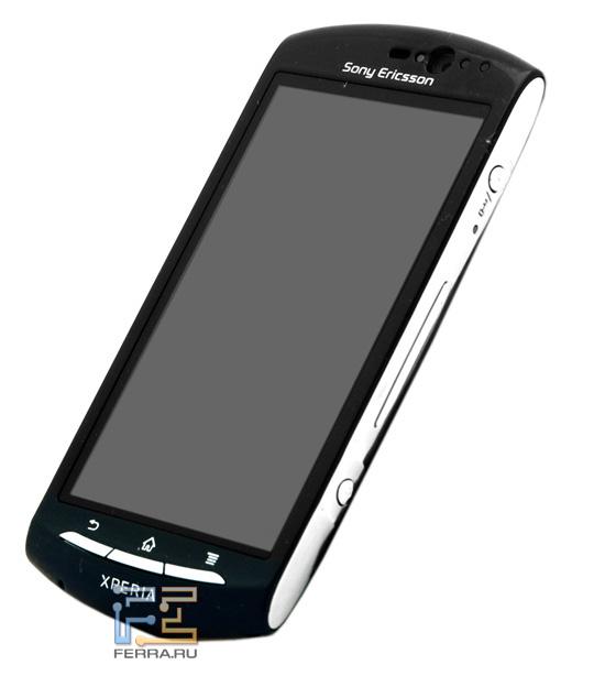 Общий вид Sony Ericsson Xperia Neo
