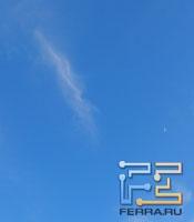Пример фотографии, сделанной камерой смартфона Sony Ericsson Xperia Neo
