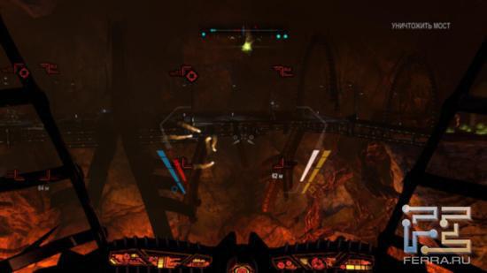 Звездолет местного значения в Red Faction: Armageddon понравится многим игрокам