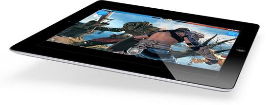����������� ����� � �������� ��������� — iPad2
