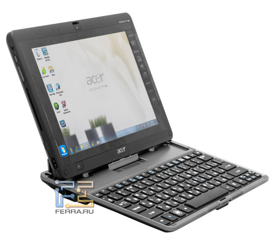 � ����� ����������. � ������� — �� ���� ��� Acer Iconia Tab W500