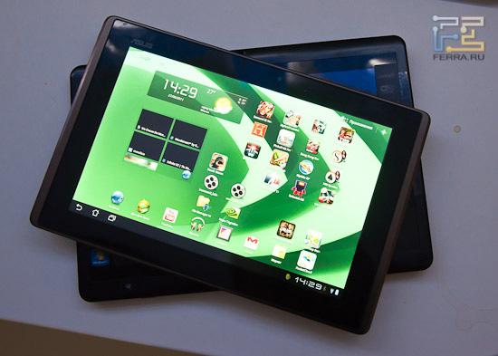 Asus Transformer и Acer Iconia Tab W500 - без клавиатуры