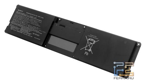 Аккумулятор Sony VAIO Z