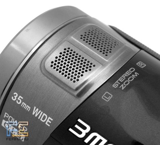 Стереомикрофон Panasonic HDC-SD800