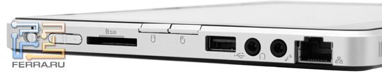 Правая грань Gigabyte S1080