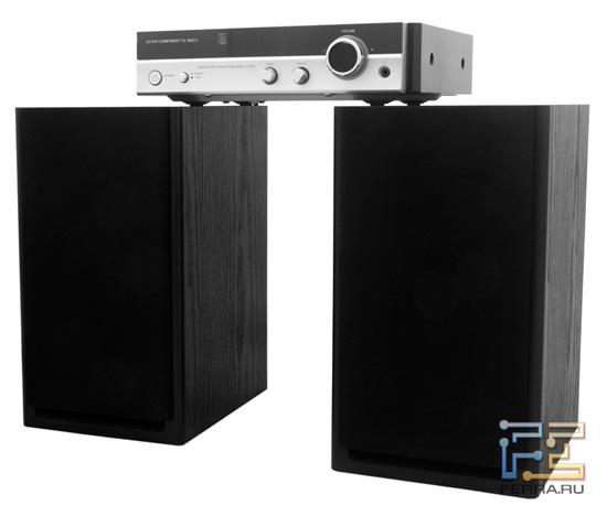 Внешний вид акустической системы T&D TD 180/2.0