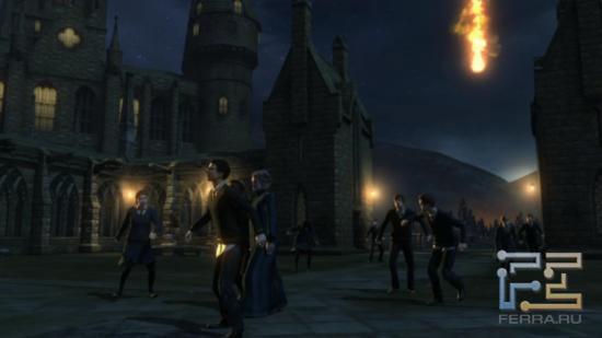 Тревога, увы, не учебная в Harry Potter and the Deathly Hallows: Part 2 Хогвартс действительно подвергнется осаде