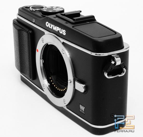 Olympus PEN E-P3. Вид общий