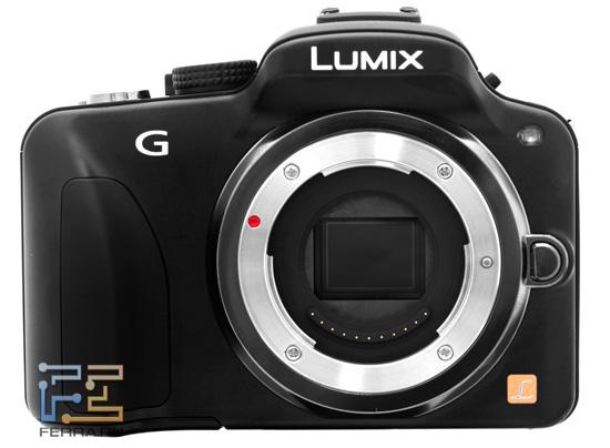Lumix G3 обладает большим 16-мегапиксельным сенсором стандарта Four Thirds