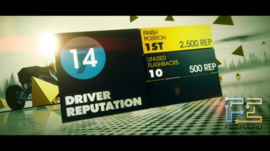 По уже сложившейся традиции, опыт гонщика в DiRT 3 накапливается не только в одиночной игре, но и в сетевых заездах