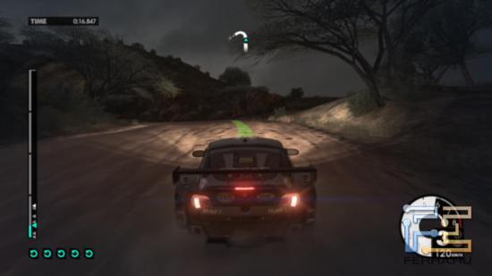 В DiRT 3 даже BMW Z4 способна показать высший класс в африканской пустыне