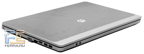 Закрытый HP ProBook 4530s
