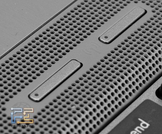 Дополнительные кнопки HP ProBook 4530s