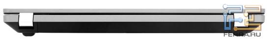 Задний торец HP ProBook 4530s