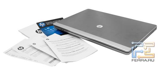Комплект документации HP ProBook 4730s