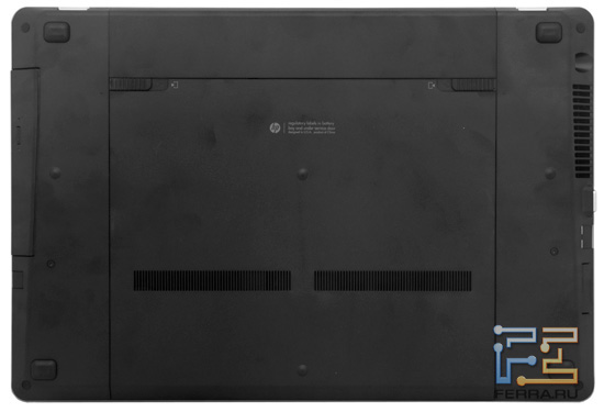Днище HP ProBook 4730s
