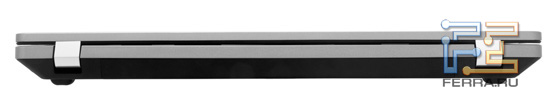 Задний торец HP ProBook 4730s