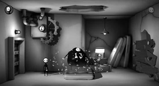 GamesCom 2011 Две противоположности в Escape Plan тонкий и толстый герои