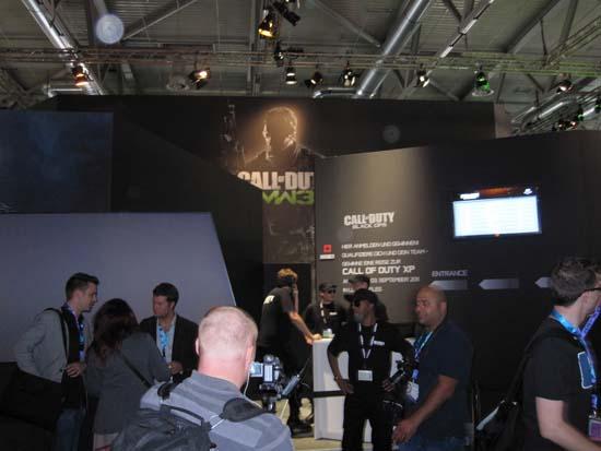 Call of Duty Elite главный приоритет Activision на GamesCom 2011