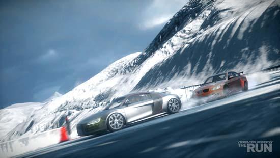 GamesCom 2011 Заснеженные трассы в Need for Speed выглядят на крепкую пятерку