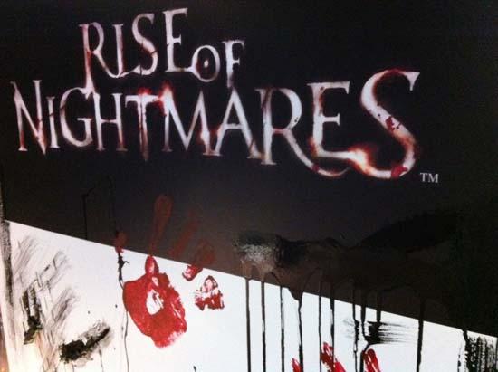 GamesCom 2011 Rise of Nightmares оказался ужастиком для Kinect a, однако воображения не потряс вина во многом лежит на неудобном управлении