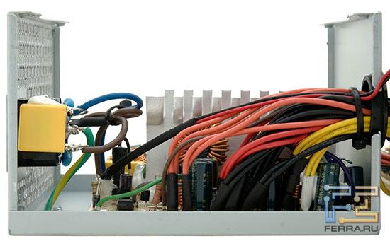 Выходной каскад ETG ESP-450-12H-A