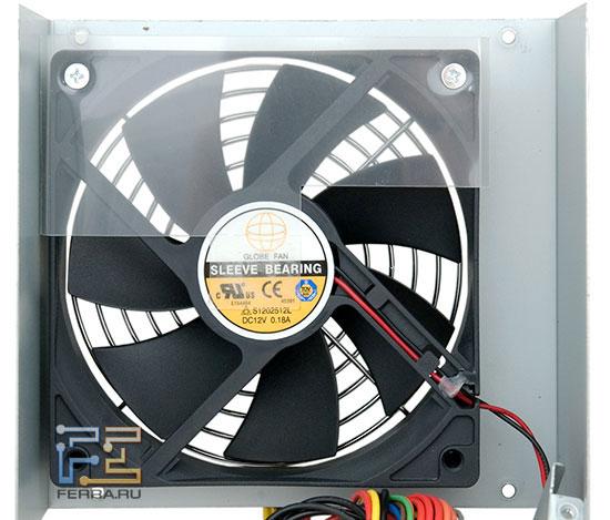 Вентилятор Globe Fan S1202512L