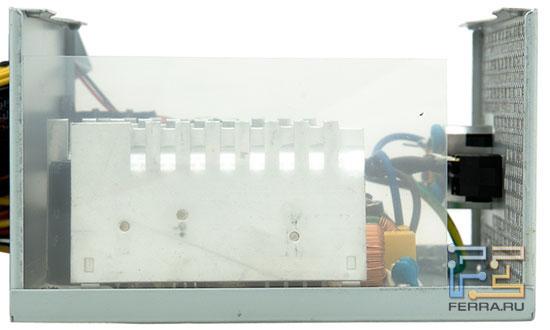 Выходной каскад блока ETG ESP-500-12G-A