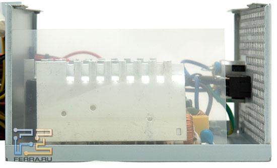 Выходной каскад блока ETG ESP-500-12H-A