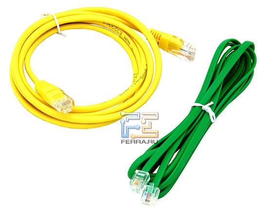 Качество проводов от цвета не зависит, но разноцветные кабели смотрятся приятнее обычных серых патч-кордов
