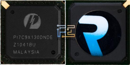 Sil3124 и P17C9X130DNDE