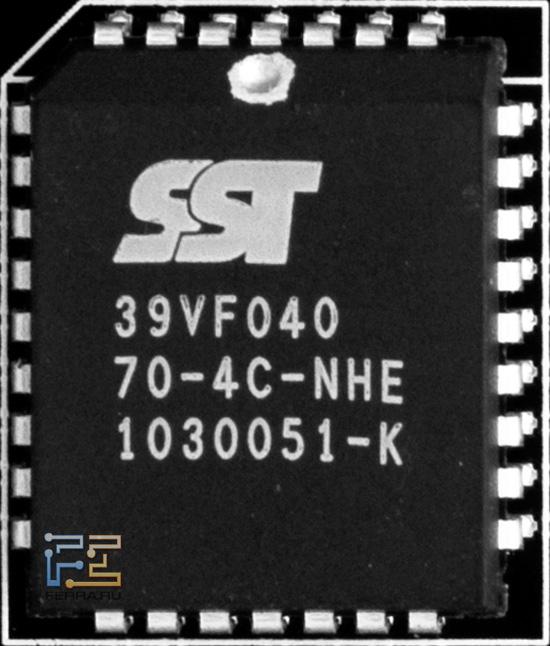 SST 38VF040