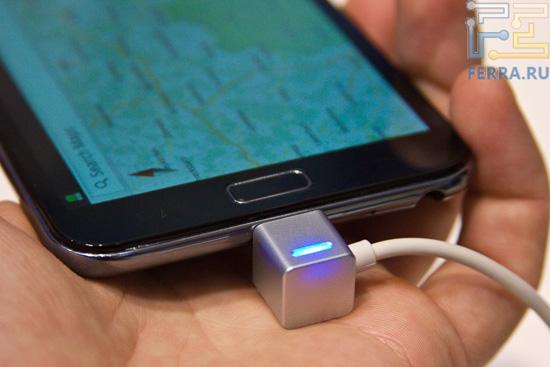 Аппаратная кнопка на Samsung Galaxy Note