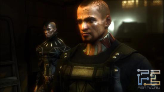 Ролики в Deus Ex: Human Revolution выглядят настолько