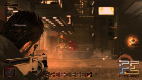 Deus Ex: Human Revolution - Приходится отрабатывать план