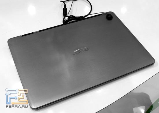 ������ ���������� Acer Aspire S3