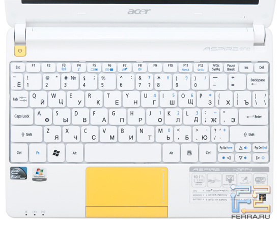 ���������� Acer Aspire One Happy 2