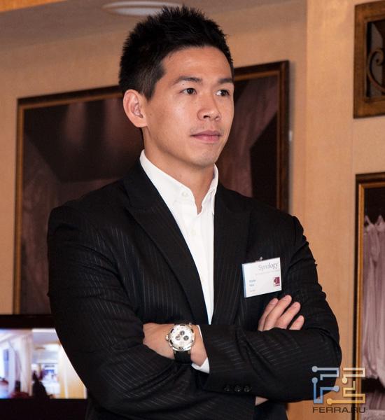 Майк Чен