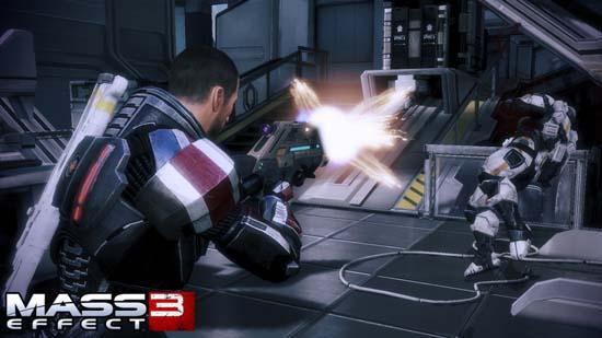Гостям PAX Prime 2011 с особым удовольствием демонстрировали сражения в Mass Effect 3 - они получились на загляденье