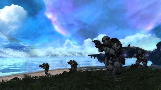 На PAX Prime 2011 любой мог убедиться - сражения в Halo никогда не блещут масштабностью, но играются просто на