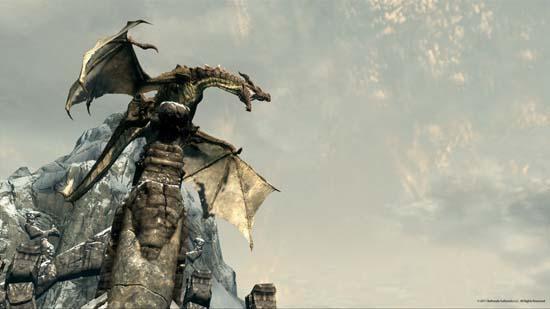 PAX Prime 2011 - Помимо обычной магии, герой The Elder Scrolls V: Skyrim осваивает язык драконов, позволяющий использовать еще более эффектные заклинания