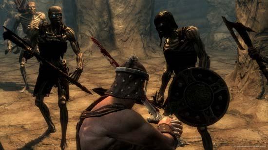 На PAX Prime 2011 создатели The Elder Scrolls V: Skyrim рассказали, что в всегда бой вступать будет вовсе необязательно - в игре будет вполне приличный стелс