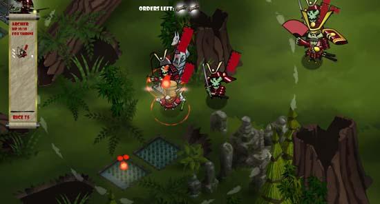 PAX Prime 2011 - Несмотря на тот факт, что по жанру Skulls of the Shogun - варгейм, разработчики не стали разбивать поле на клетки или гексы