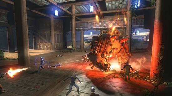 На PAX Prime 2011 многие посетители смогли наконец-то понять - события The Secret World разворачиваются в современном мире, где древние мифы обрели реальность