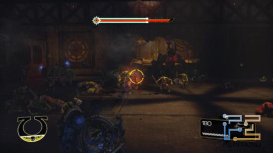 Гоблины в Warhammer 40.000: Space Marine - на побегушках у орков