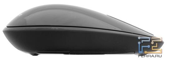 А вот так выглядит Microsoft Explorer Touch Mouse сбоку