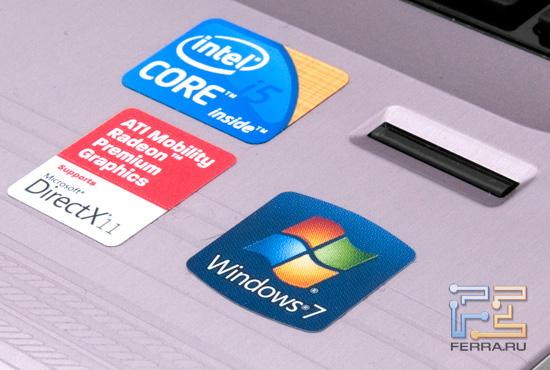 Сканер отпечатков пальцев HP Pavilion dm4-1300er