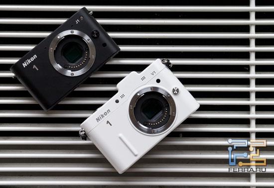 Байонет Nikon 1